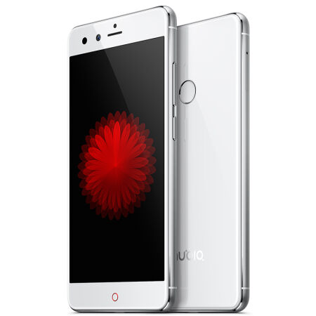 努比亚小牛5 Z11mini 白色4G手机