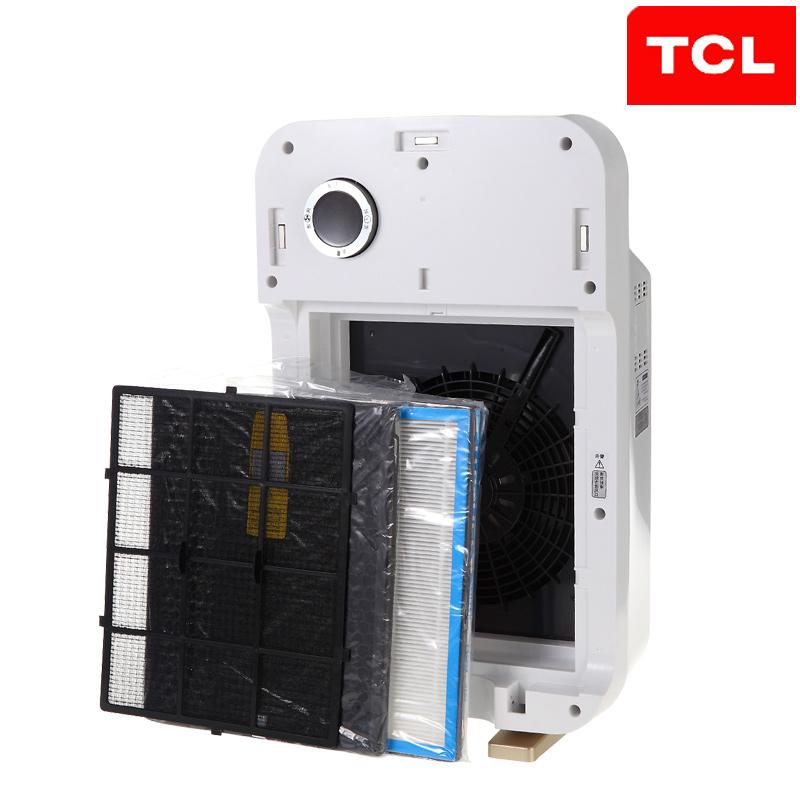 产品库首页 空气净化器 tcl tcl tkj-f220b  上市时间:2015年02月新品