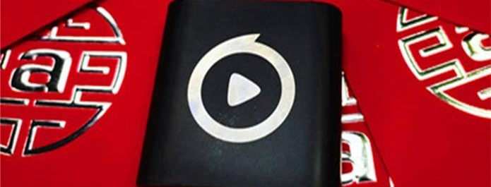 爱奇艺电视果5s 电视盒子机顶盒无线投屏wifi高清播放器