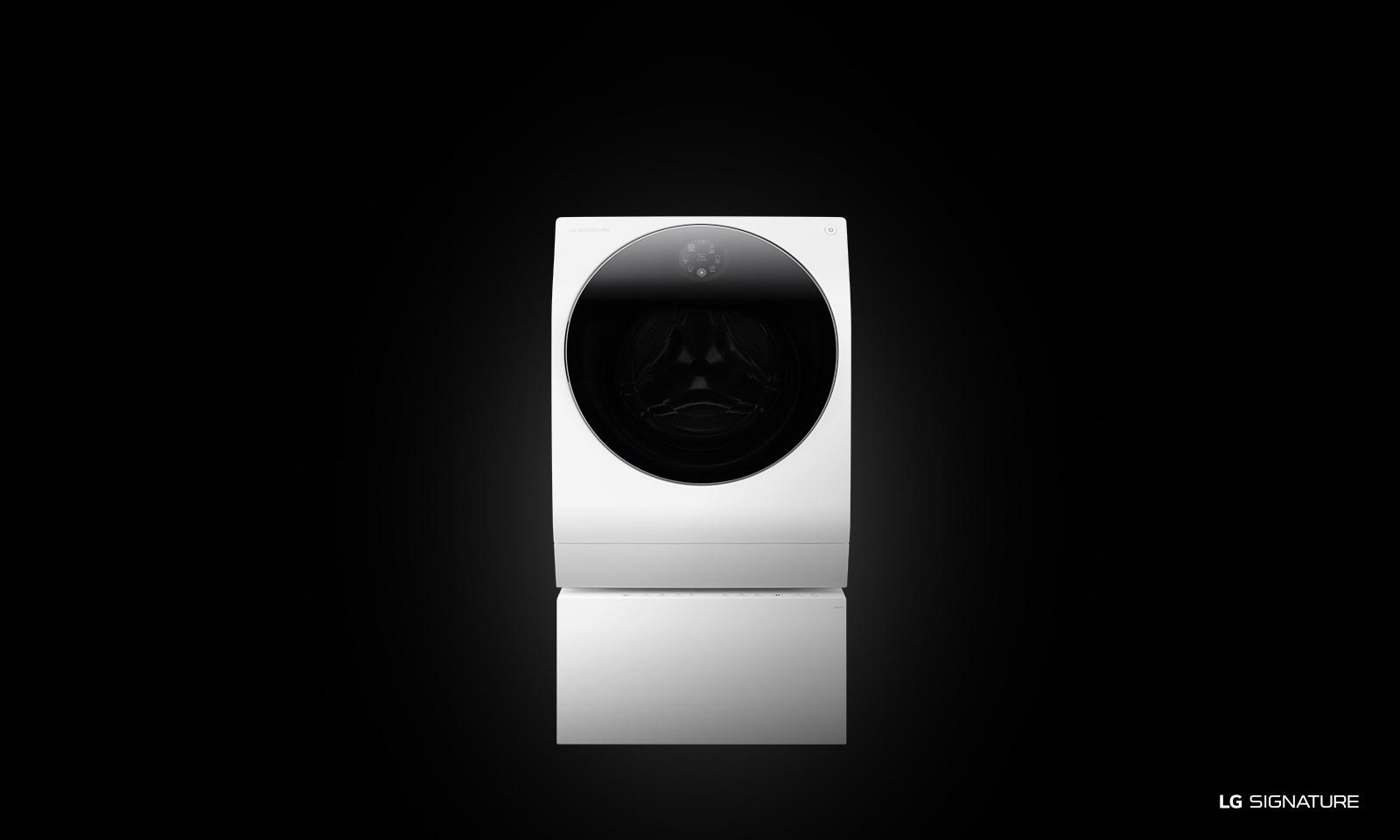 【艾普兰金奖产品推荐】LGSIGNATURE玺印 洗衣机 WDRH657A0PW