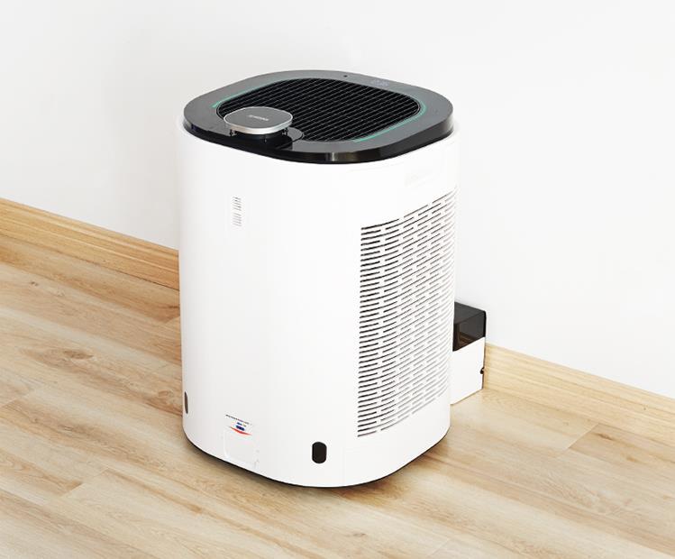 行走的空气净化机器人—科沃斯沁宝