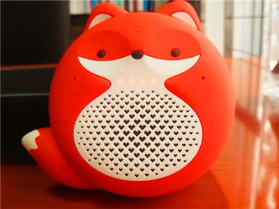 TicKasa Fox 小问音箱儿童版