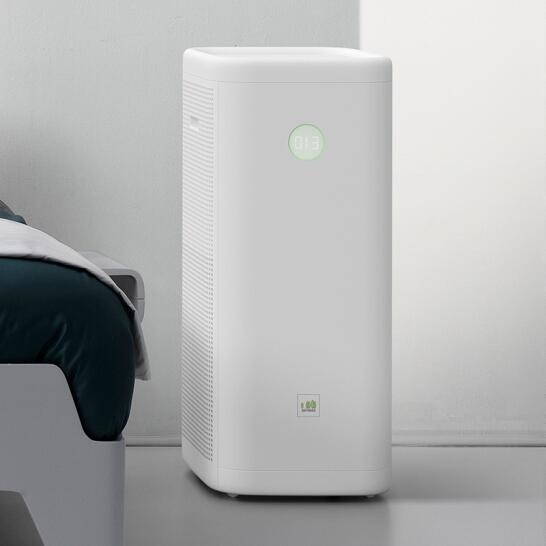 畅呼吸智能空气净化器 颗粒物C