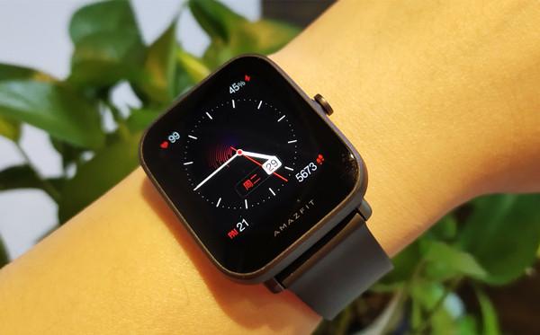 300元价位带血氧监测和独立GPS,Amazfit Pop Pro智能手表