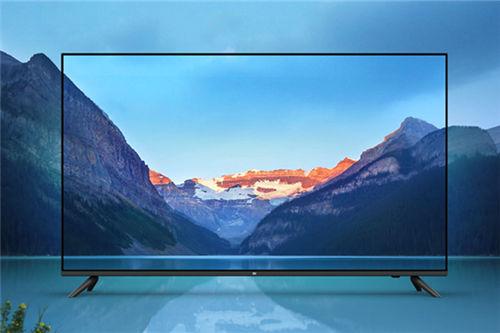 小米全面屏电视 4K超高清 蓝牙语音 AI人工智能