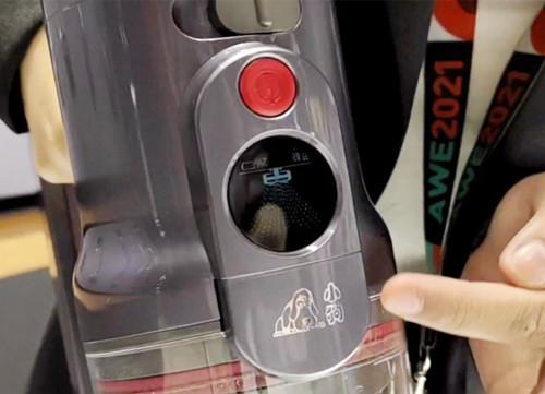 AWE最具口碑实力新品:小狗电器T12PlusTins擦地吸尘器